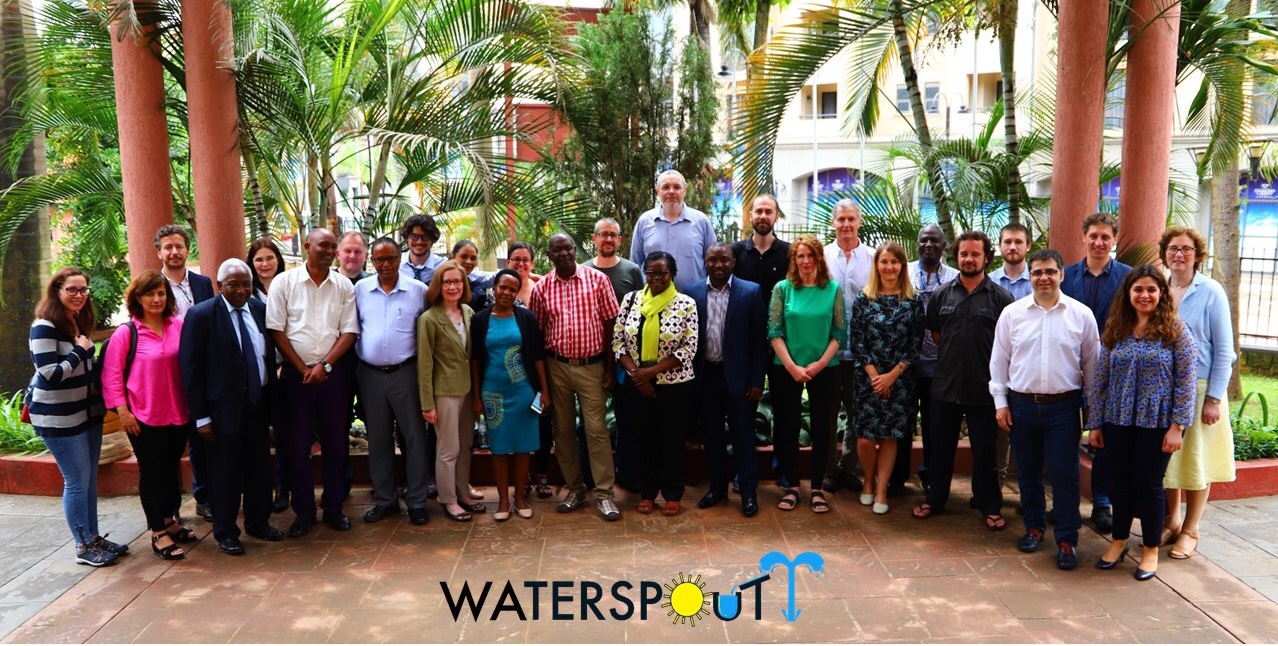 WATERSPOUTT General Assembly 2018 - Uganda