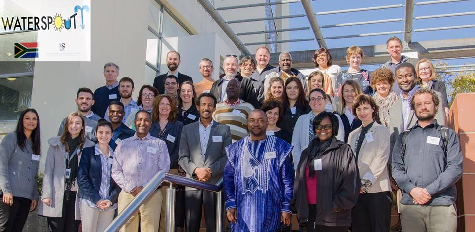 WATERSPOUTT General Assembly takes place in South Africa in May 2017
