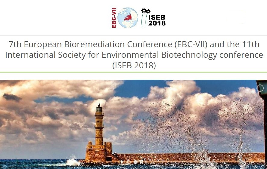 WATERSPOUTT at the 7th European Bioremediation Conference