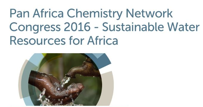 WATERSPOUTT at the Pan Africa Chemistry Network Congress