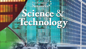 WATERSPOUTT featured in Pan European Networks Science and Technology magazine