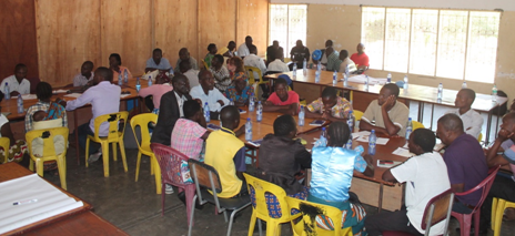 Shared dialogue workshops held in Malawi